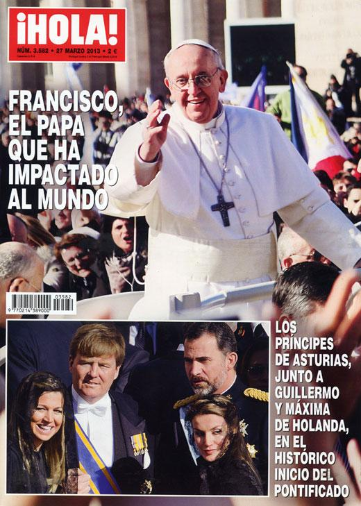 HOLA portada 20 de marzo 2013