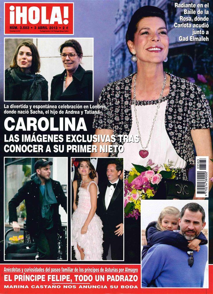 HOLA portada 27 de marzo 2013