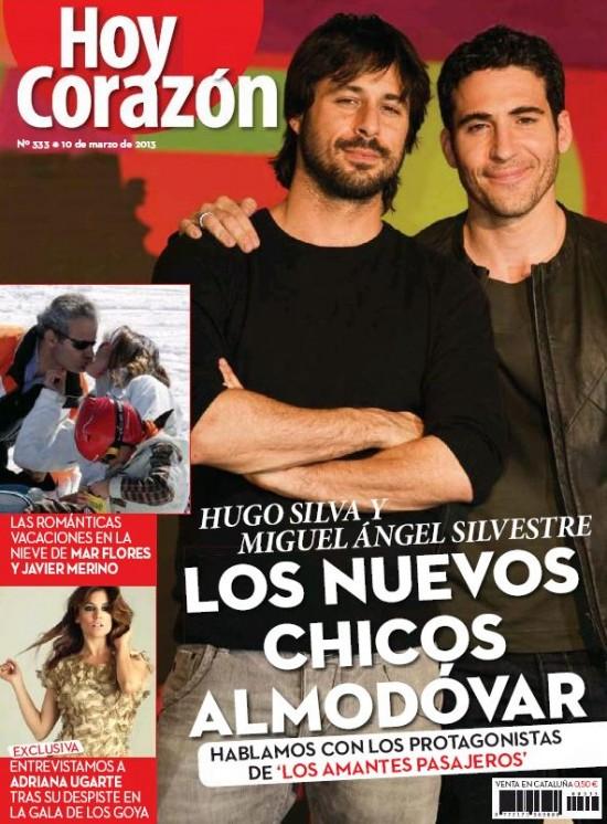 HOY CORAZON portada 11 de marzo 2013