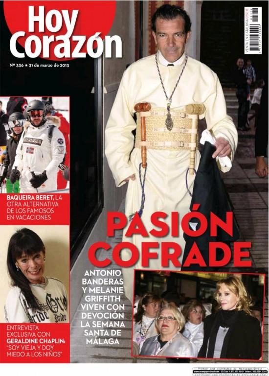 HOY CORAZON portada 01 de Abril 2013