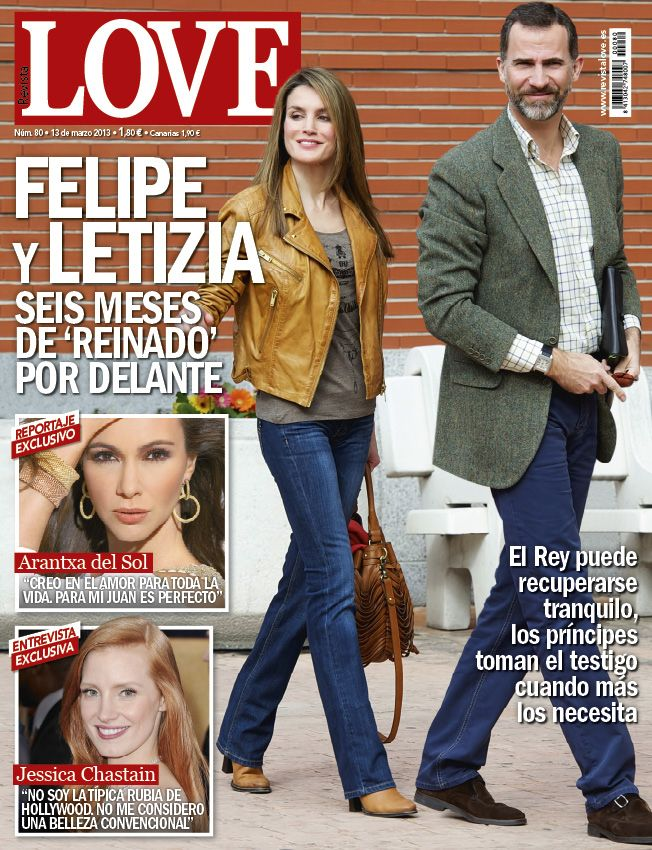 LOVE portada 06 de marzo 2013