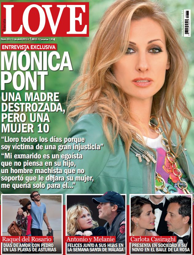 LOVE portada 27 de marzo 2013