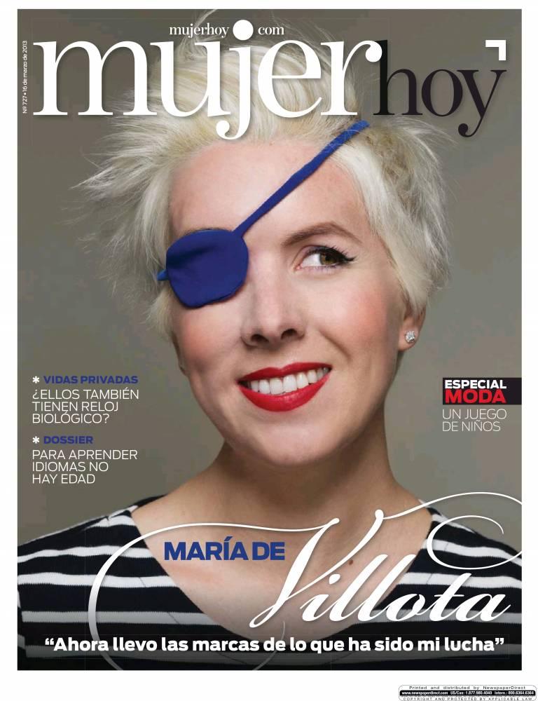 MUJER HOY portada 17 de marzo 2013