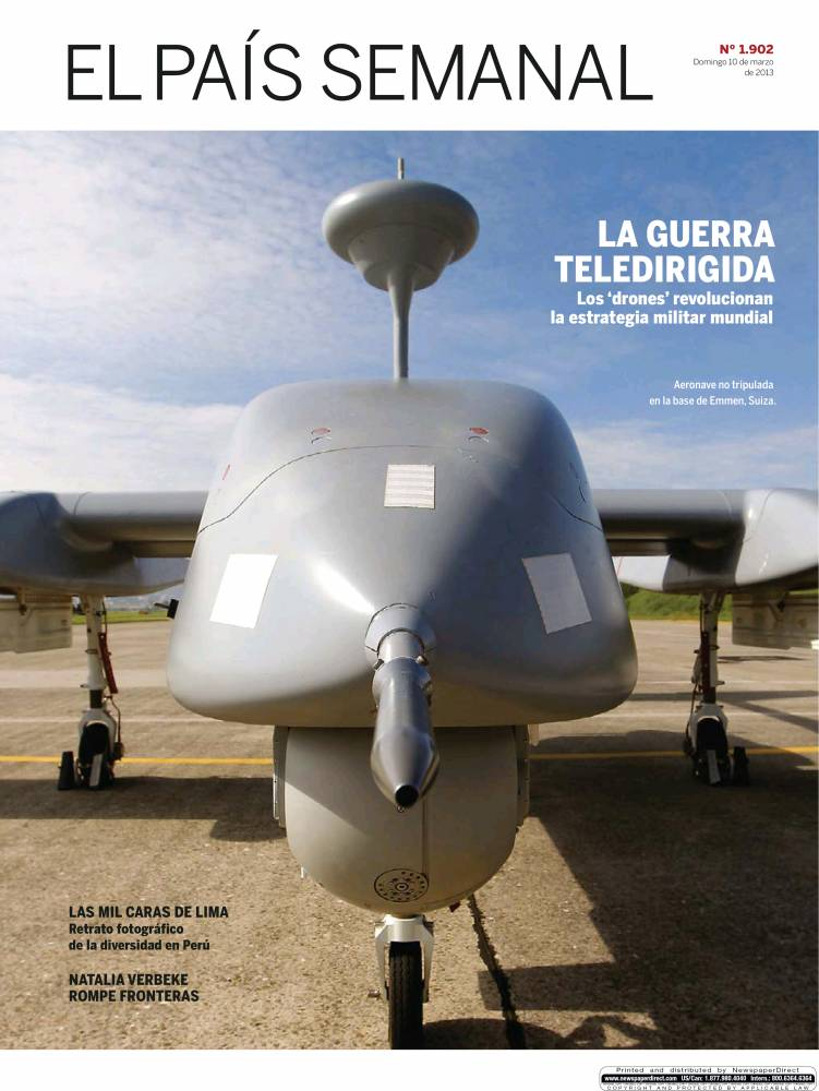 EL PAIS SEMANAL portada 10 de marzo 2013