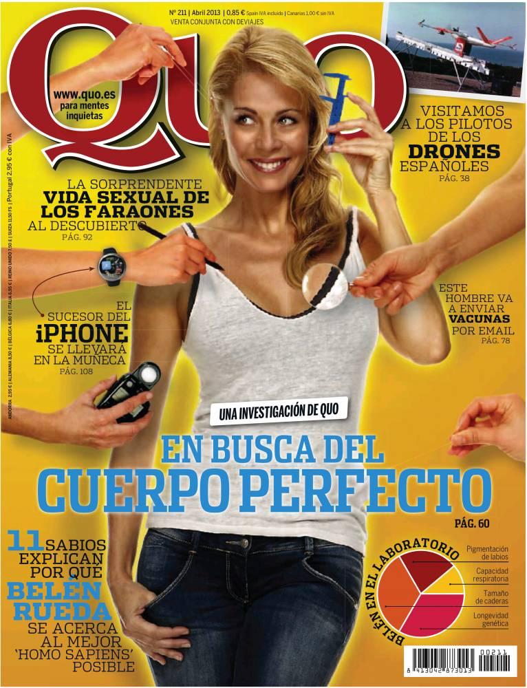 QUO portada Abril de 2013