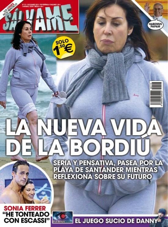 SALVAME portada 18 de marzo 2013