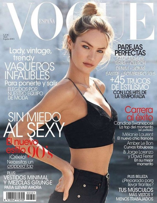 VOGUE portada Abril 2013