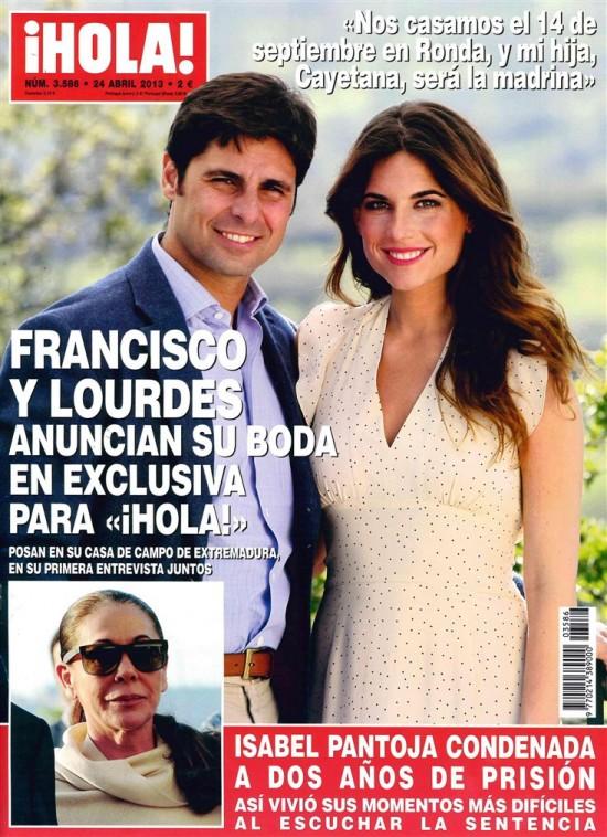 HOLA portada 17 de Abril 2013