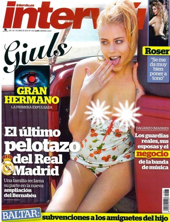 INTERVIU portada 01 de Abril 2013