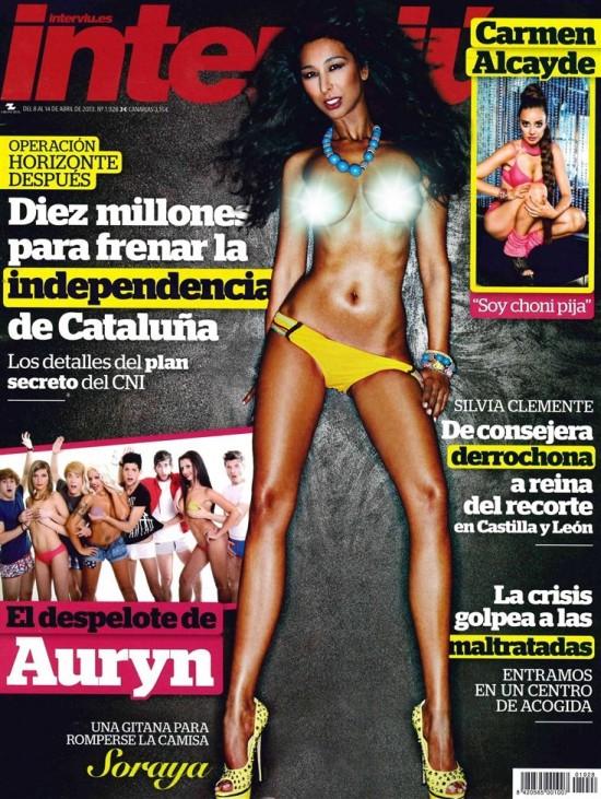 INTERVIU portada 08 de Abril 2013