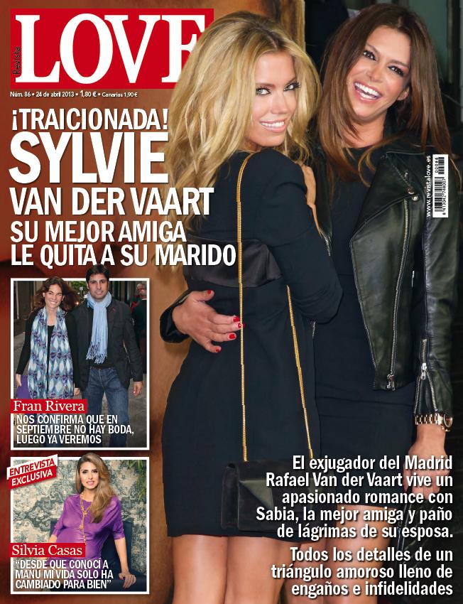 LOVE portada 17 de Abril de 2013