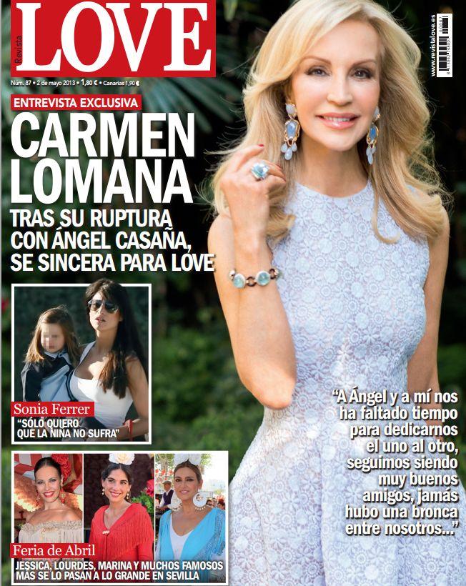 LOVE portada 24 de Abril 2013
