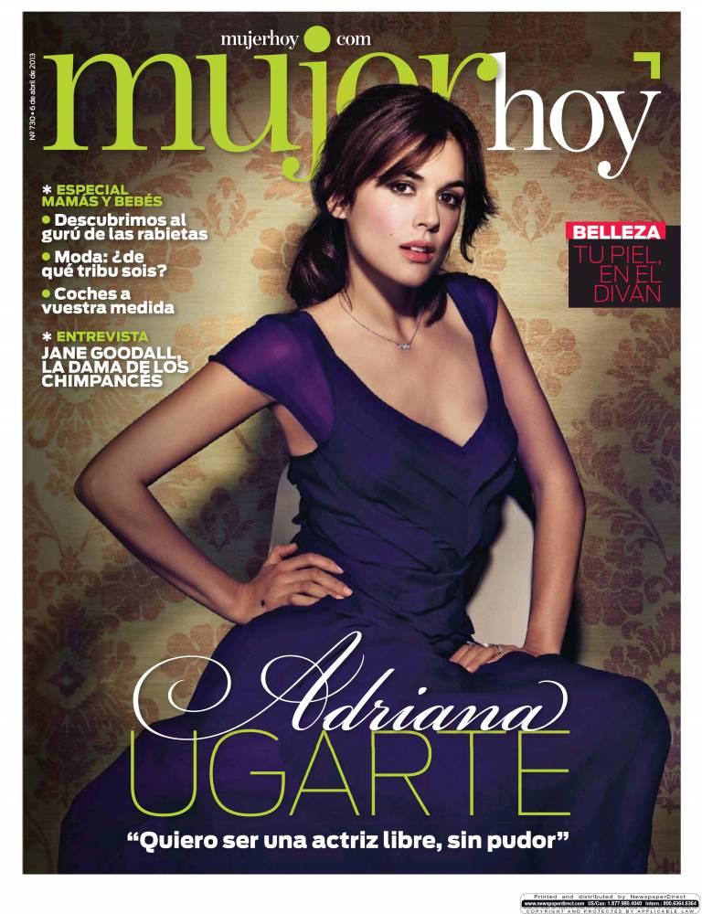MUJER HOY portada 07 de Abril 2013