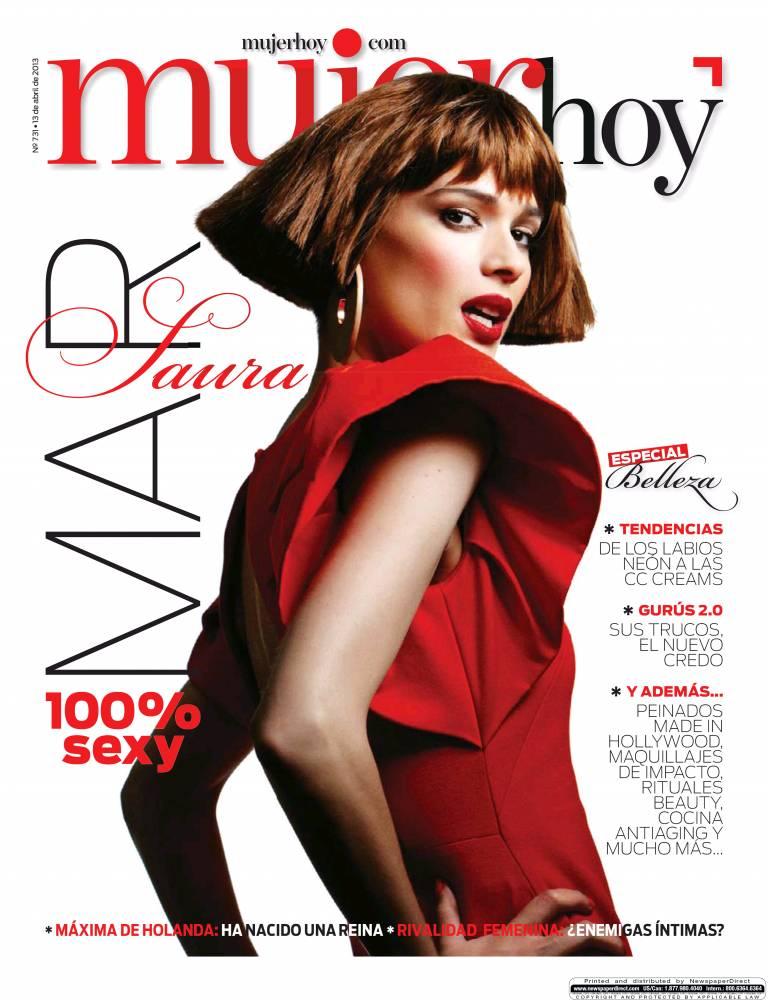MUJER HOY portada 14 de Abril de 2013