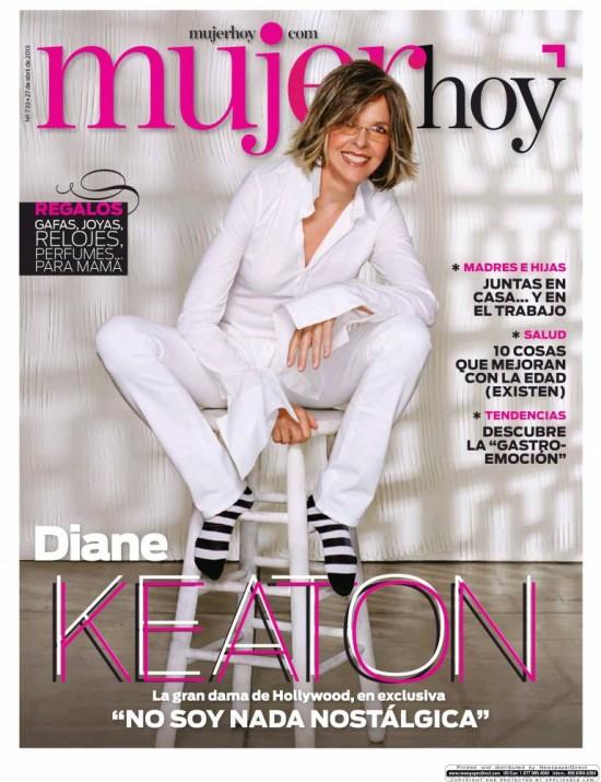 MUJER HOY portada 28 de Abril 2013