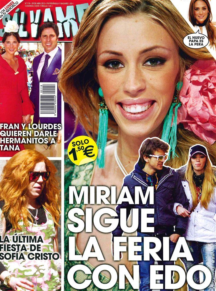 SALVAME portada 22 de Abril 2013