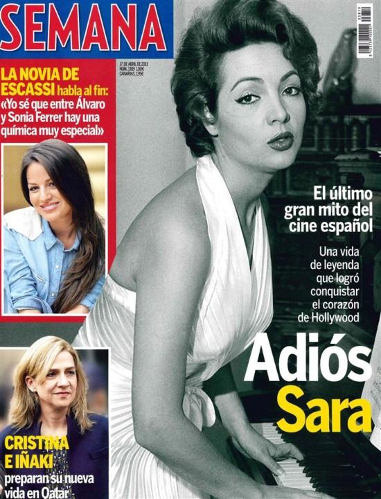 SEMANA portada 10 de Abril 2013