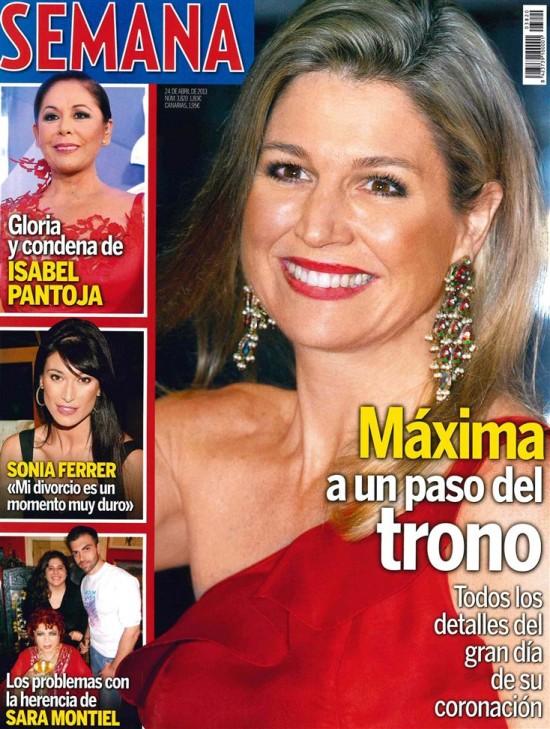 SEMANA portada 17 de Abril 2013