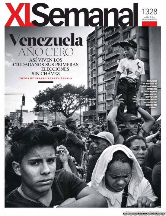 XL SEMANAL portada 07 de Abril 2013