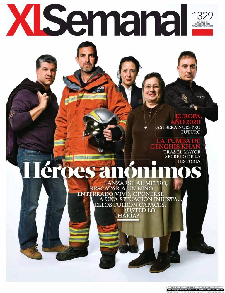 XL Semanal portada 14 de Abril 2013