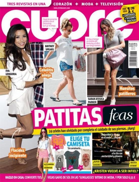 CUORE portada 02 de Mayo 2013