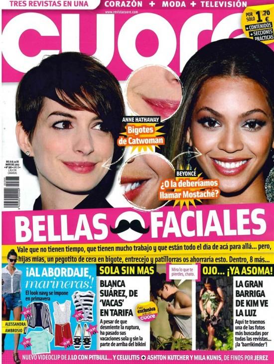 CUORE portada 08 de Mayo 2013