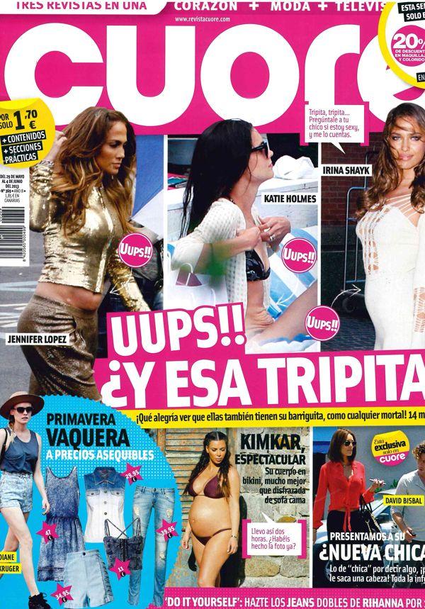 CUORE portada 29 de Mayo 2013
