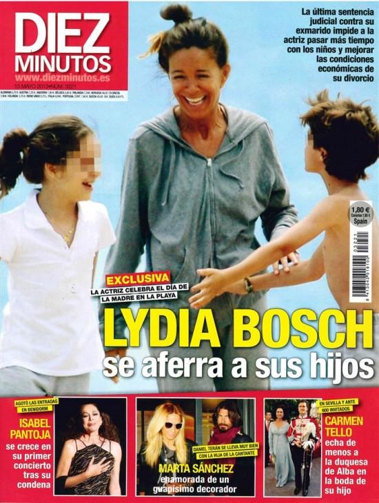 DIEZ MINUTOS portada 08 de Mayo 2013