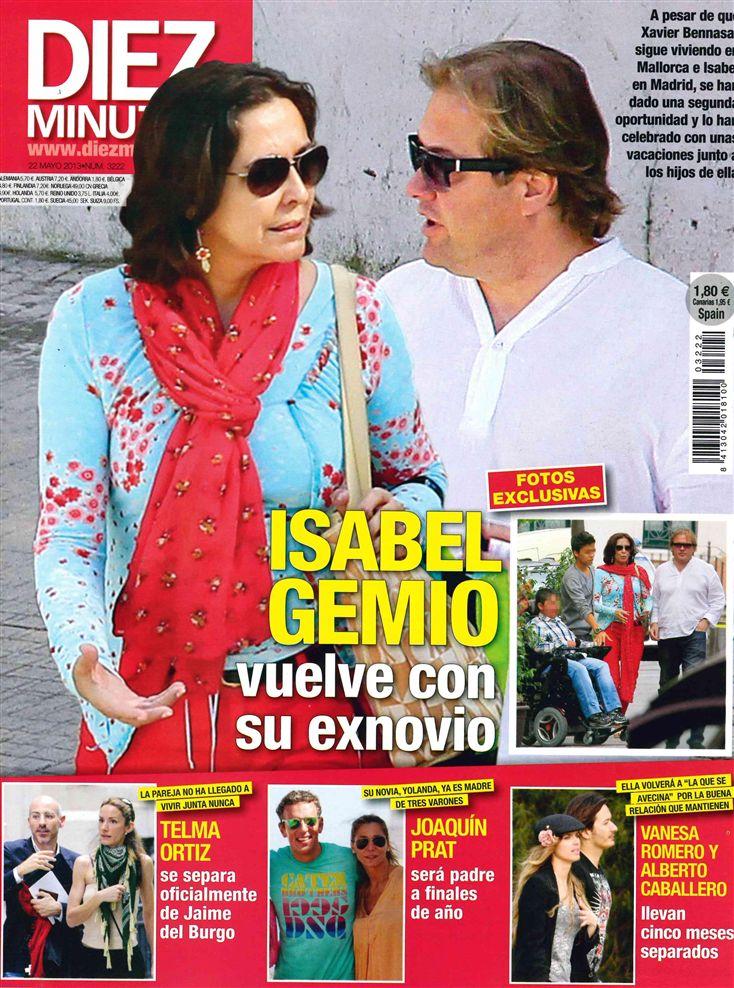 DIEZ MINUTOS portada 15 de Mayo 2013