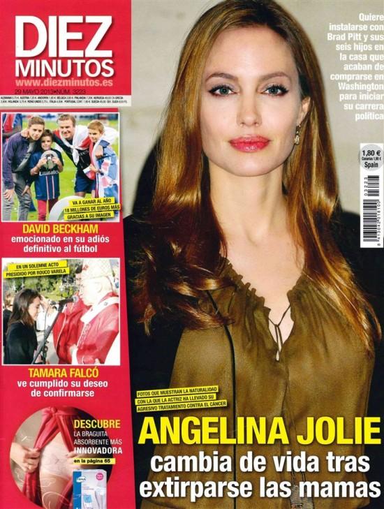 DIEZ MINUTOS portada 22 de Mayo 2013