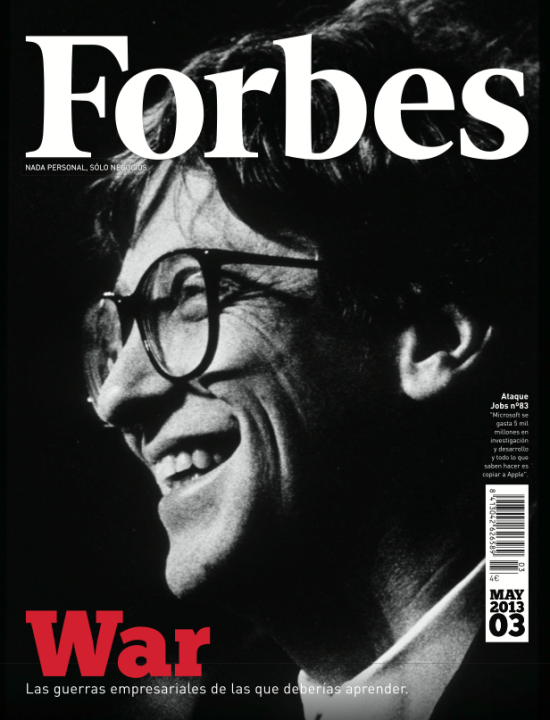 FORBES portada Junio 2013