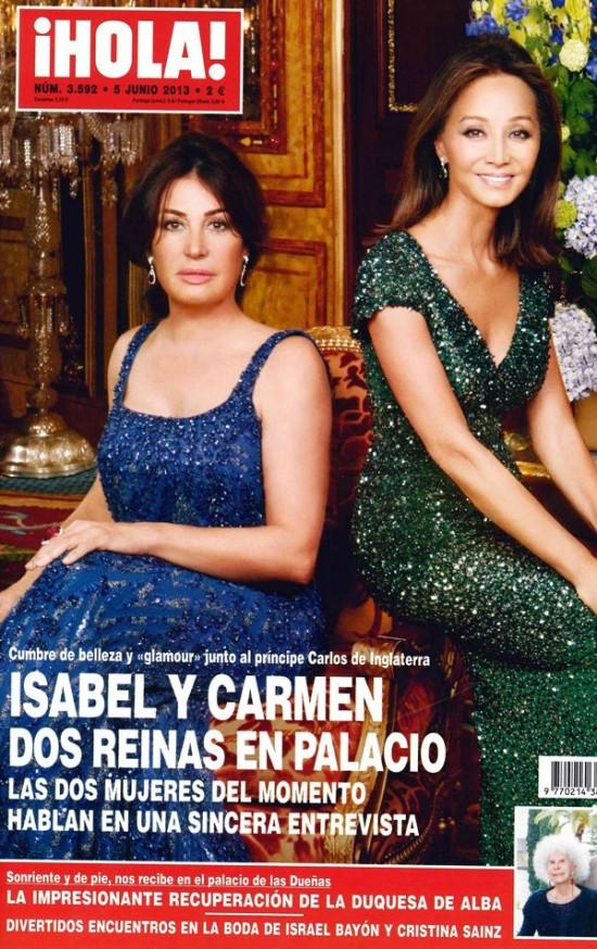 HOLA portada 29 de Mayo 2013