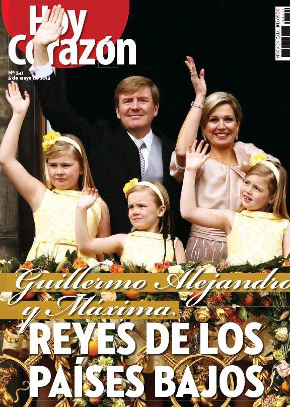 HOY CORAZON portada 06 de Mayo 2013