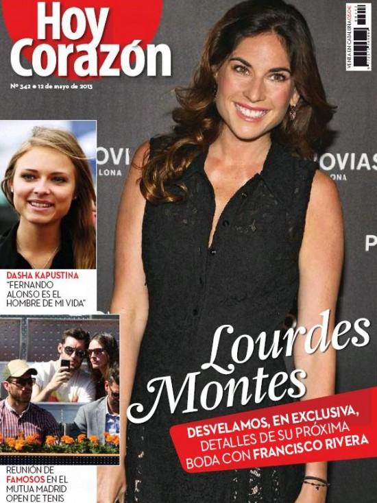 HOY CORAZON portada 13 de Mayo de 2013