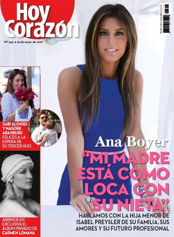 HOY CORAZON portada 20 de Mayo 2013