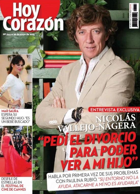 HOY CORAZON portada 27 Mayo 2013