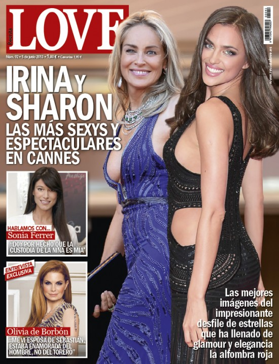 LOVE portada 29 de Mayo 2013