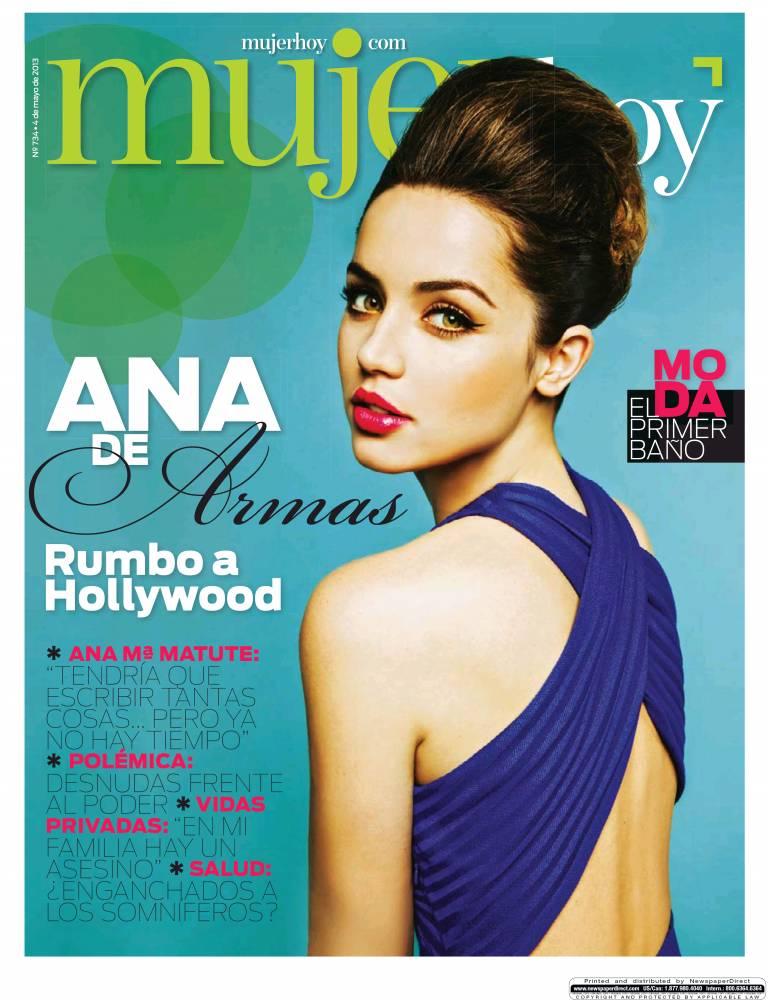 MUJER HOY portada 05 de Mayo 2013