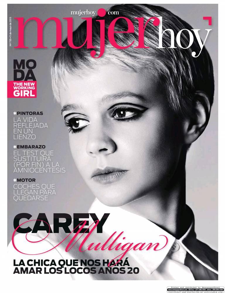 MUJER HOY portada 13 de Mayo de 2013