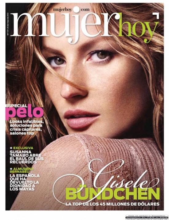 MUJER HOY portada 26 de Mayo 2013