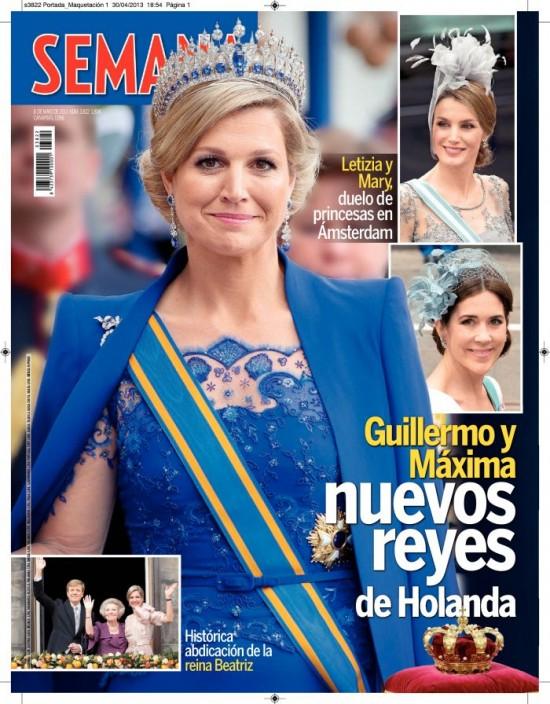 SEMANA portada 02 de Mayo 2013