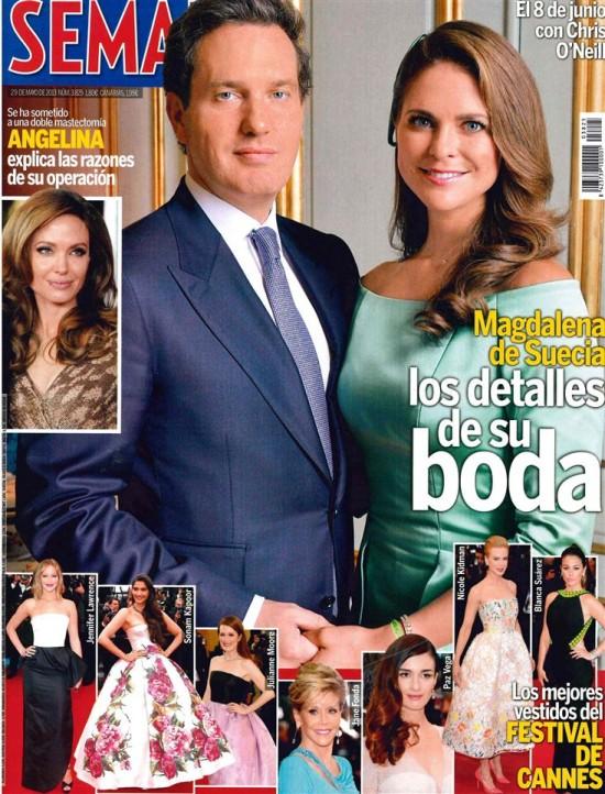 SEMANA portada 22 de Mayo 2013
