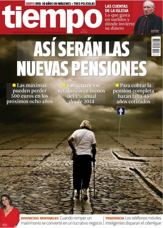 TIEMPO portada 05 de Mayo 2013
