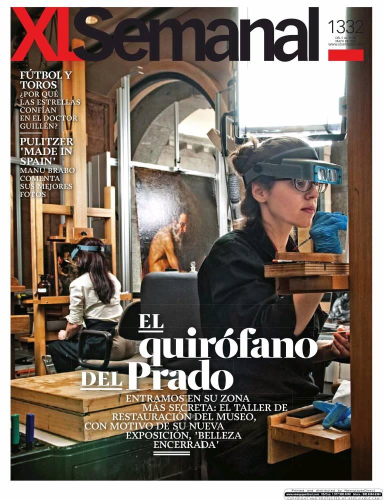 XL SEMANAL portada 05 de Mayo 2013