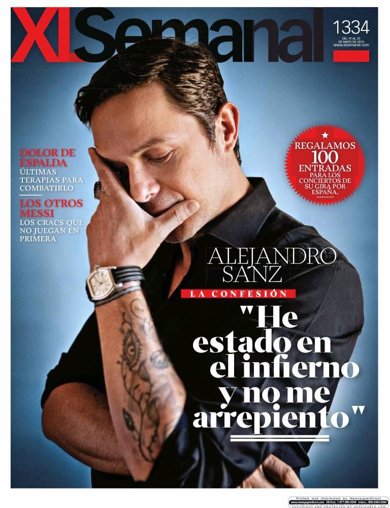 XL SEMANAL portada 19 de Mayo 2013