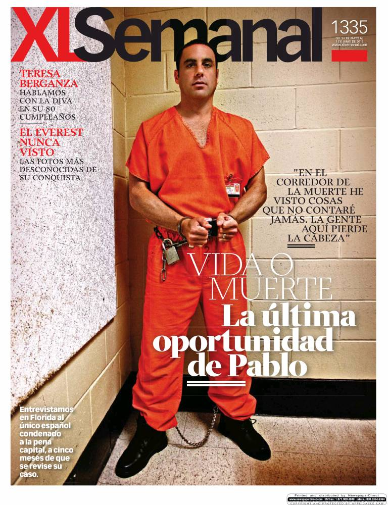 XL SEMANAL portada 26 de Mayo 2013