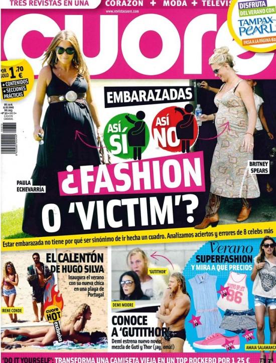 CUORE portada 19 de Junio 2013