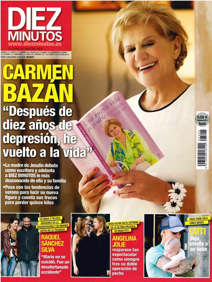 DIEZ MINUTOS portada 5 de Junio 2013