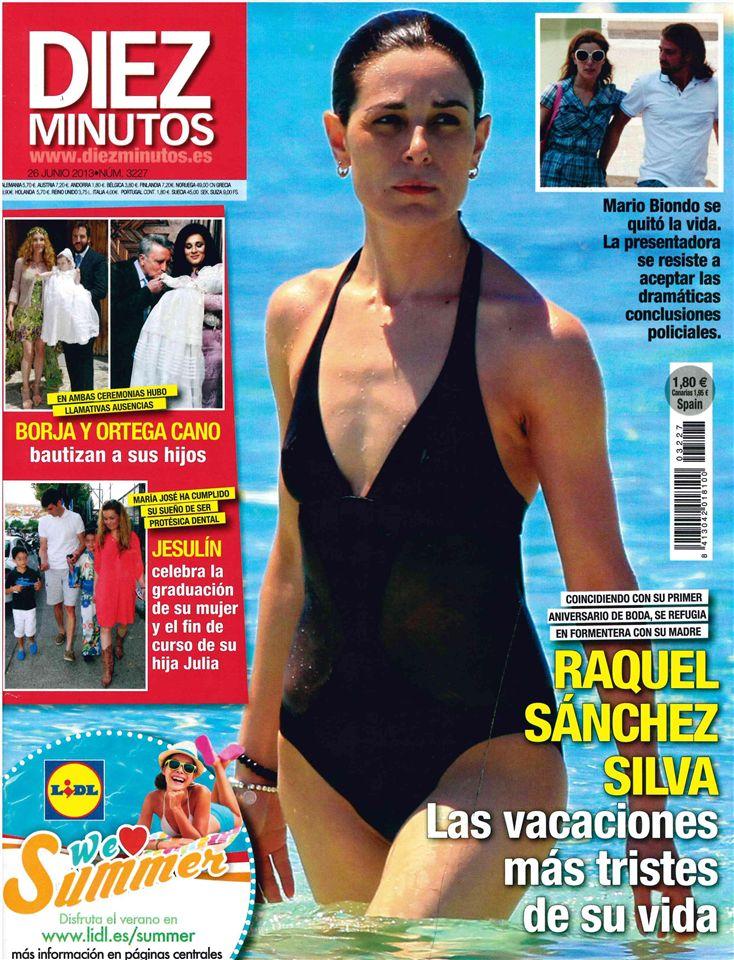 DIEZ MINUTOS portada 19 de Junio 2013