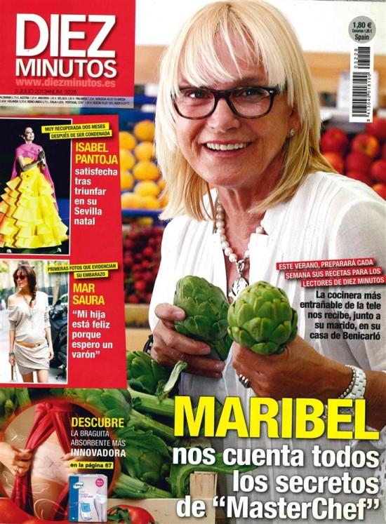 DIEZ MINUTOS portada 26 de Junio 2013
